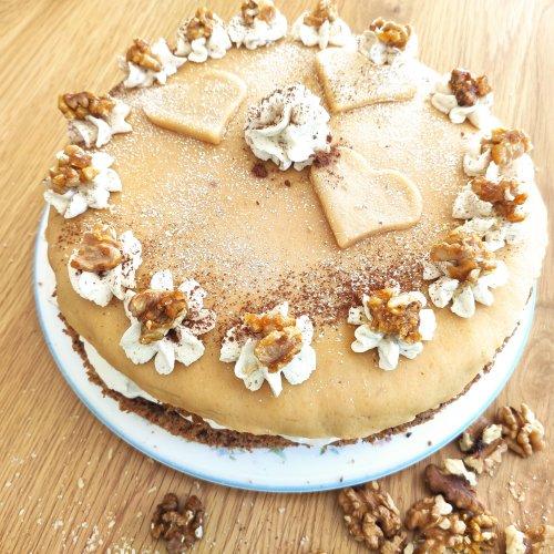 Sahne torte marzipan Marzipantorte von